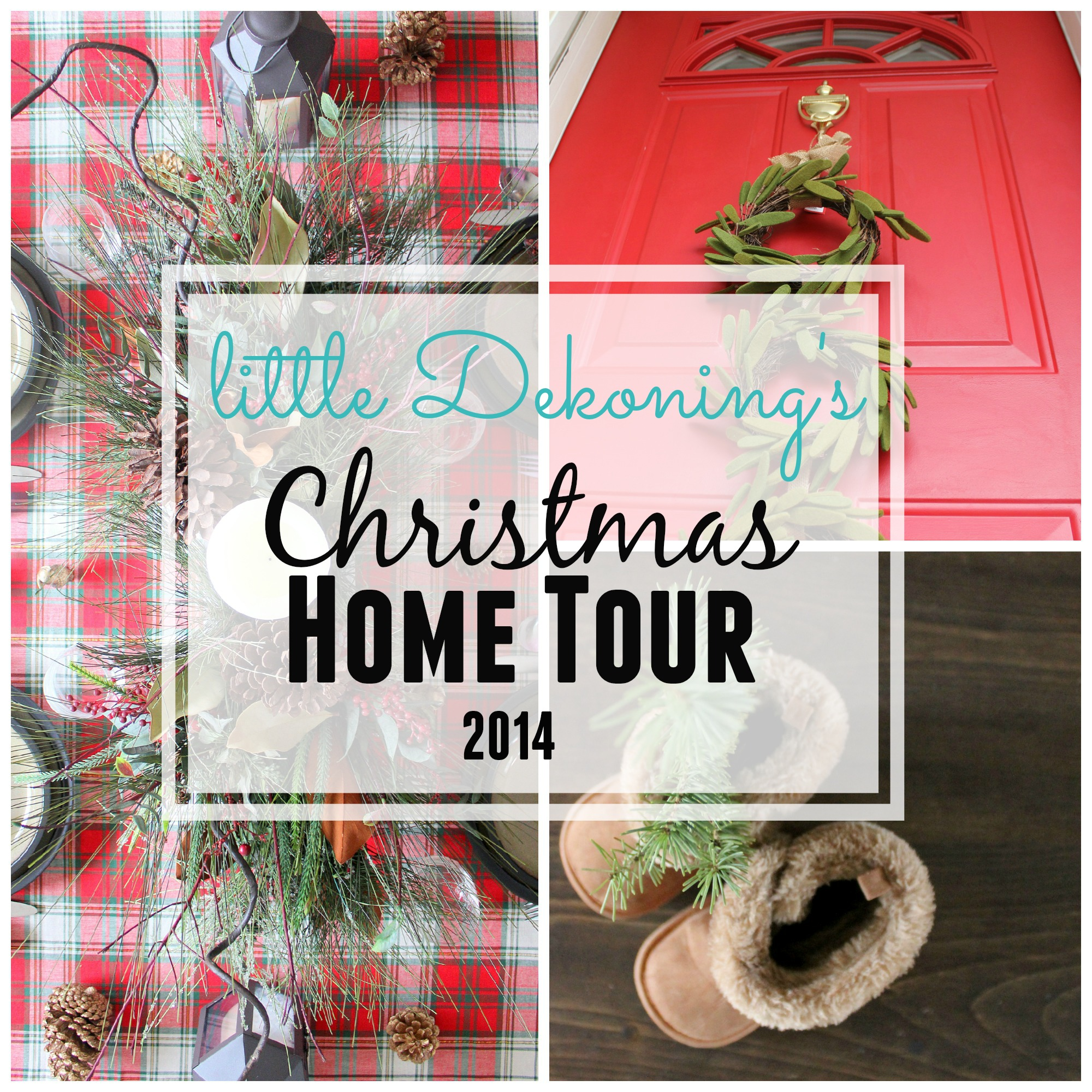 Our Diy House 2014 Home Tour: Little Dekonings