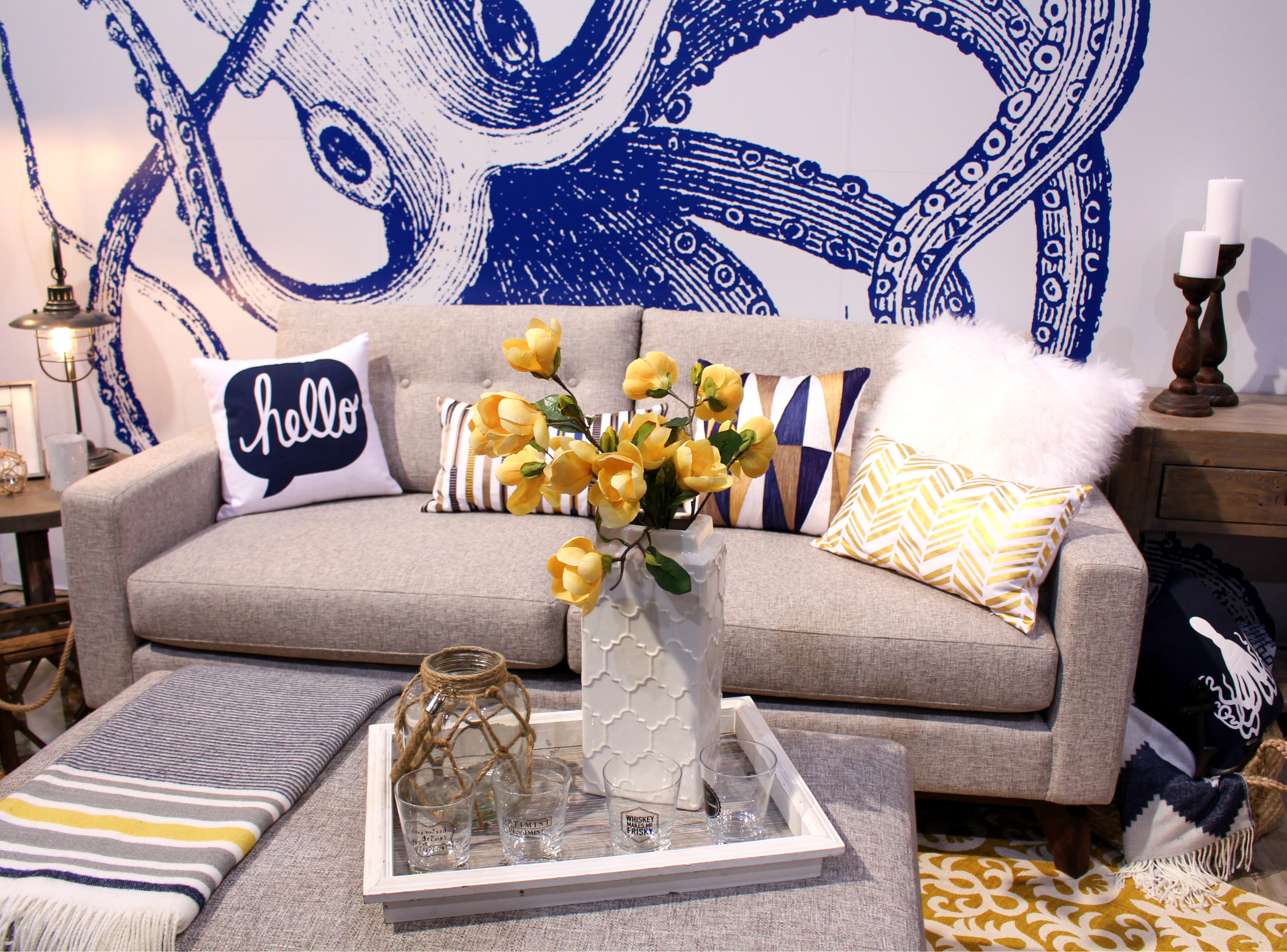 Rock The Boat With Urban Barn, Part Of Their Spring Collection