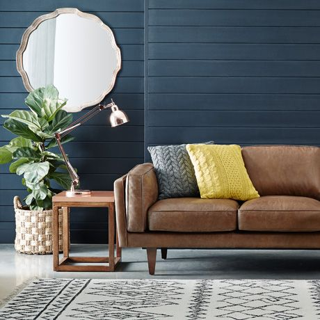 Tan Leather Sofa Round Up