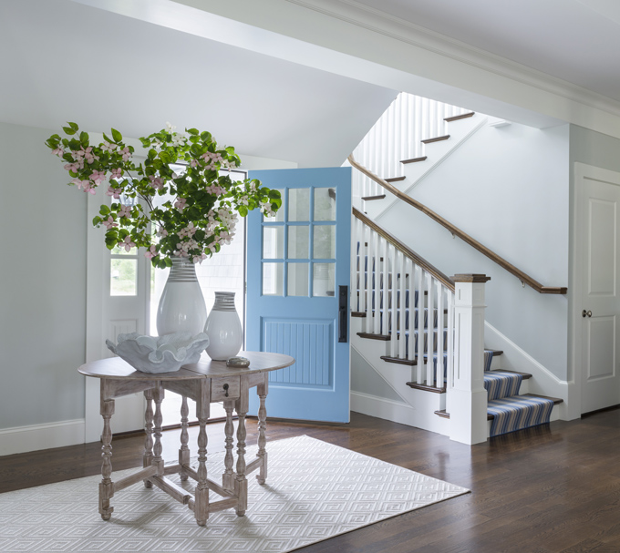 Grey Paint Colours By Benjamin Moore Kassandra Dekoning