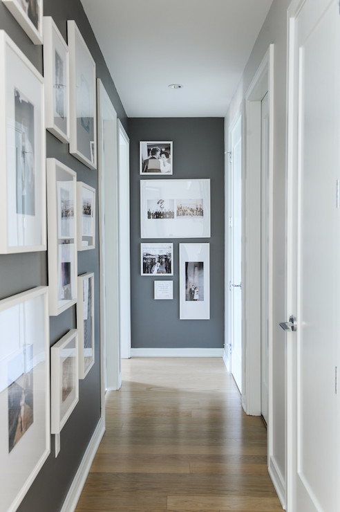 Benjamin Moore Kendall Charcoal - Grey Paint Colours