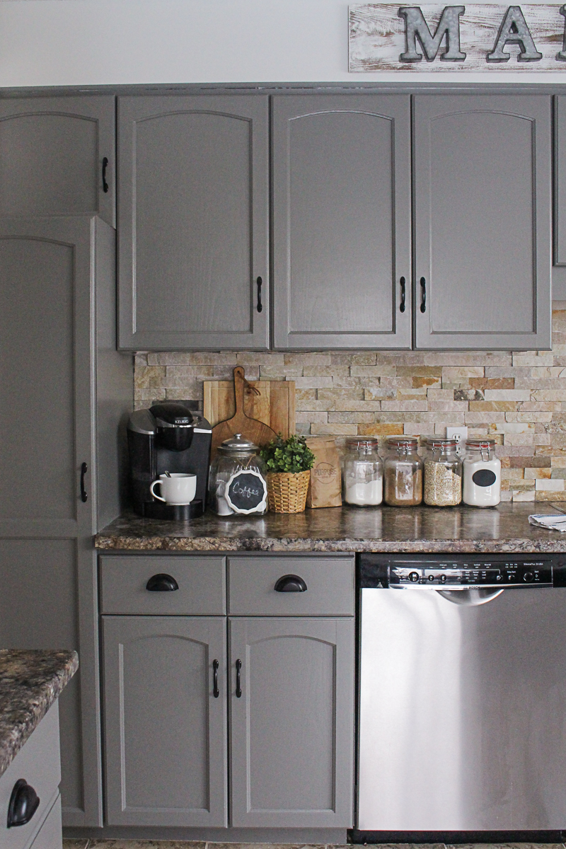 The BEST Paint for Kitchen Cabinets: 8 Cabinet ...