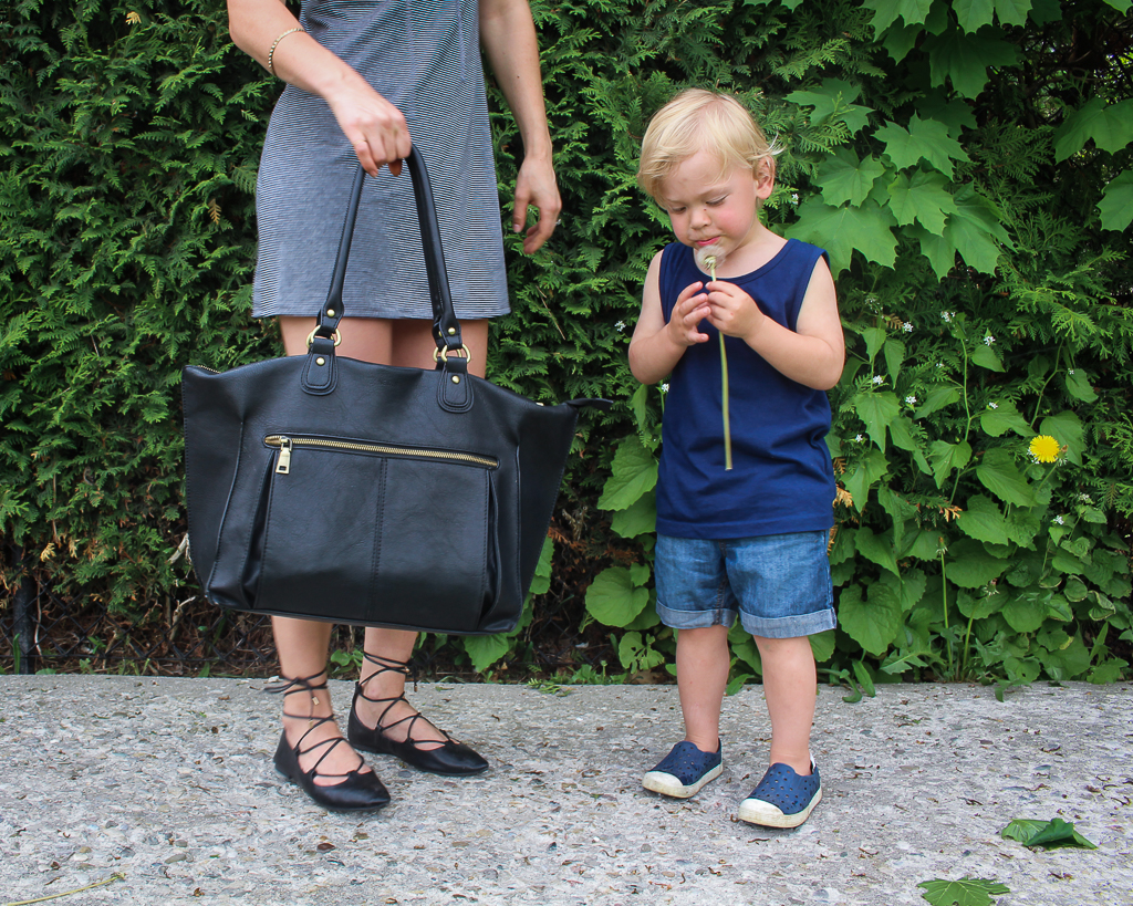 Newlie- Cool Diaper Bags for Hip Moms