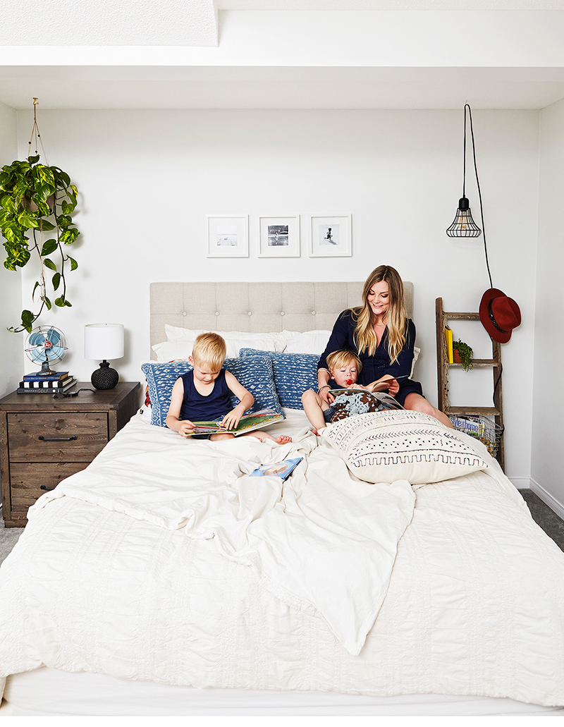 Our Master Bedroom Makeover with Leon's - Little DeKonings