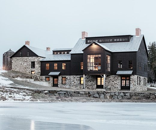 Farmhouse Exteriors contemporary + modern farmhouse exteriors - kassandra dekoning