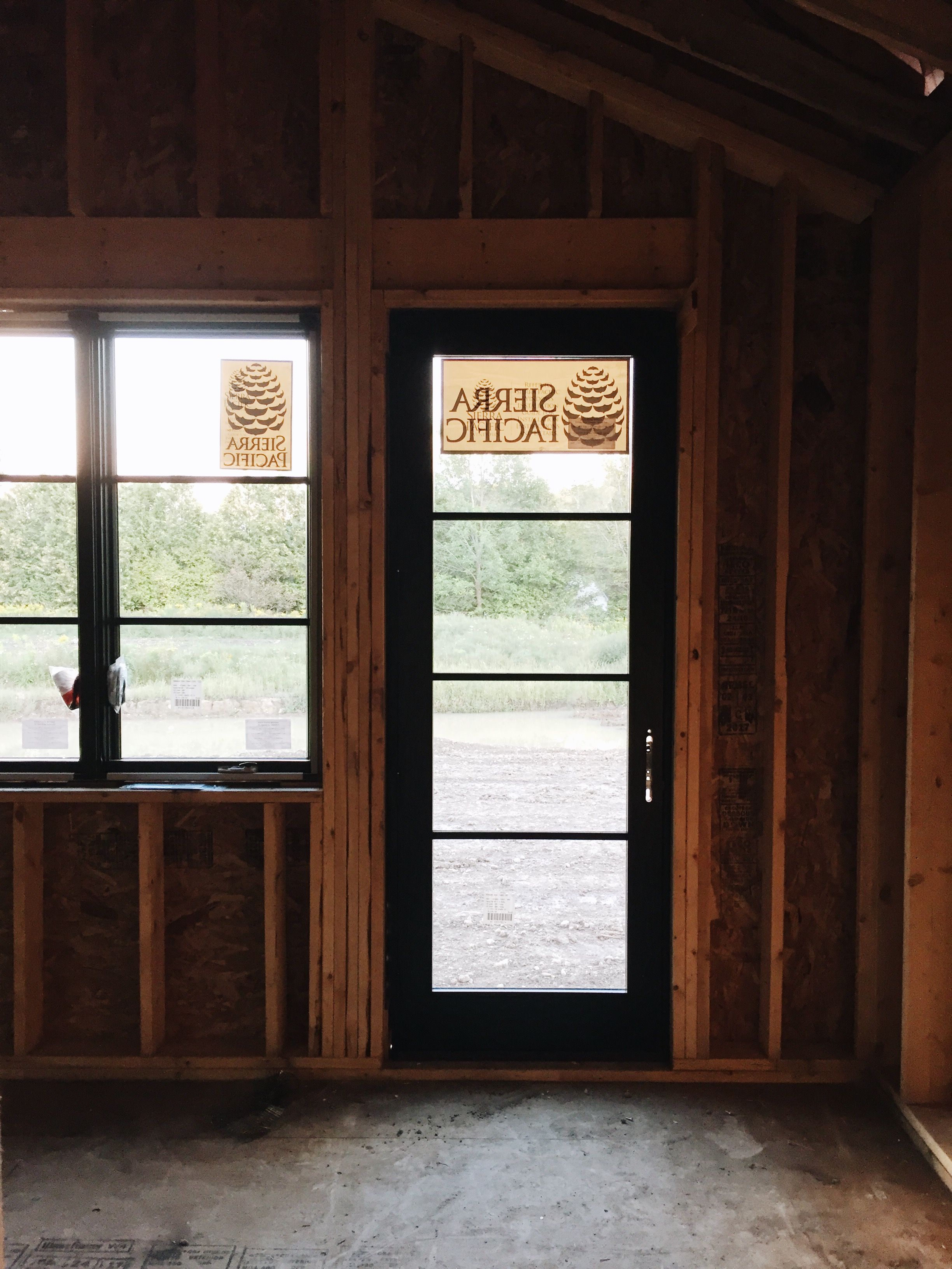 #TheGreyHouseBuild: Windows + Exterior Progress