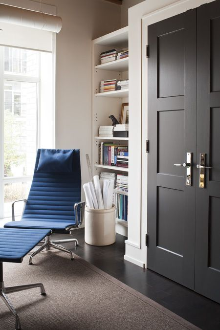 Grey Paint Colours By Benjamin Moore Kandra Dekoning Find Your Color Iron Gates