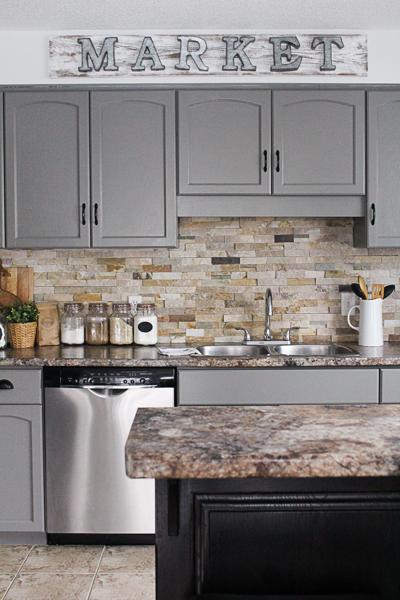 How To Paint Kitchen Cabinets A Step By Guide